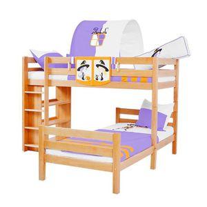 lit superpose avec rangement achat vente lit superpose. Black Bedroom Furniture Sets. Home Design Ideas