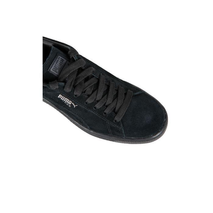 Baskets Suede Classic + Black-Da…