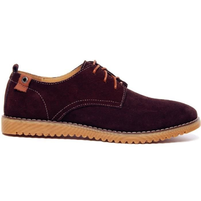 Cuir Oxford chaussures UESC2 Taille-40 1-2 sOLjhobG