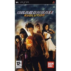 JEU PSP DRAGON BALL EVOLUTION / JEU CONSOLE PSP