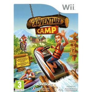 JEUX WII CABELA'S ADVENTURE CAMP / Jeu console Wii