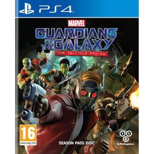 JEU PS4 Marvel's Guardians Of The Galaxy : The Telltale Se