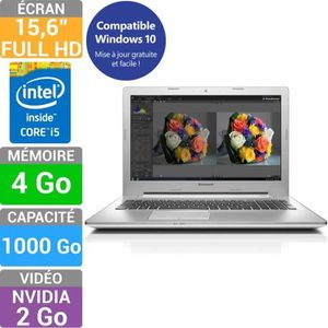 ORDINATEUR PORTABLE Lenovo PC Portable Z50-70 (59423314)