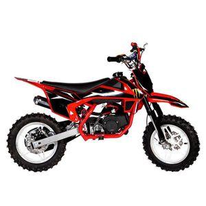 MOTO Mini Dirt Pocket deluxe Rouge