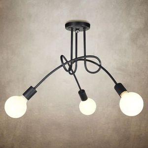 lampe plafond pour sale a manger achat vente pas cher. Black Bedroom Furniture Sets. Home Design Ideas