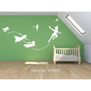 Stickers peter pan - Achat / Vente pas cher