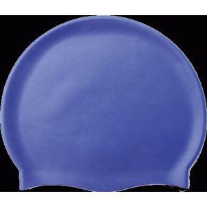 Bonnet de bain bleu en silicone idéal pour la p… - Prix pas cher ... b167feb1b98