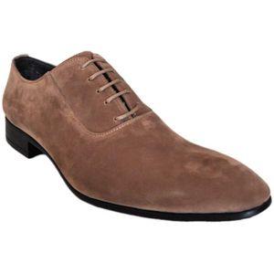 RICHELIEU Tamboga Chaussures  cognac à lacets 922sand