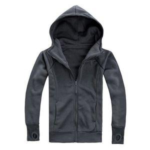 f11e743bbf46e SWEATSHIRT Veste Manteau Sweat-shirt à Capuche Homme Zipper H