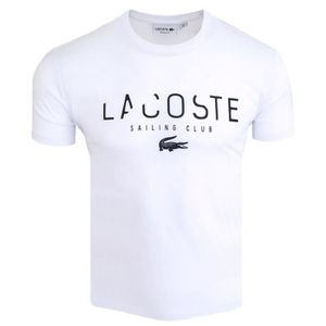 004a582234ccd Tee-Shirts Lacoste Sport Homme - Achat / Vente Sportswear pas cher ...