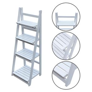 etagere pliable bois achat vente pas cher. Black Bedroom Furniture Sets. Home Design Ideas