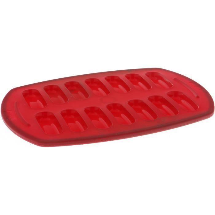 TEFAL PROFLEX Moule pour 14 mini-éclairs J4094313 rouge