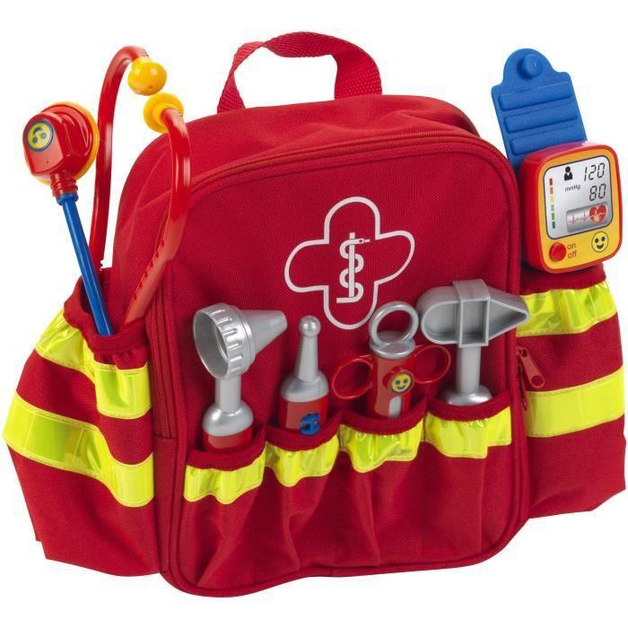 KLEIN - Sac à Dos Urgences Médicales pour Enfant
