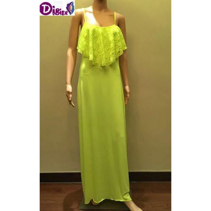 Robes Femmes New Sexy rescent couleur Strap rob...
