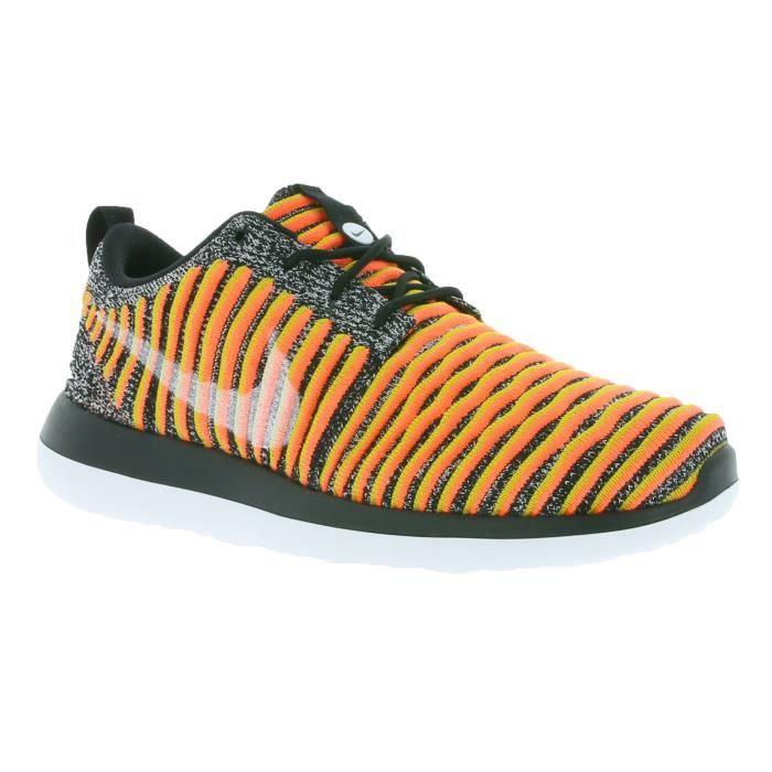 purchase cheap 0c4da 969b1 BASKET NIKE W Roshe Two Flyknit Femme Sneaker