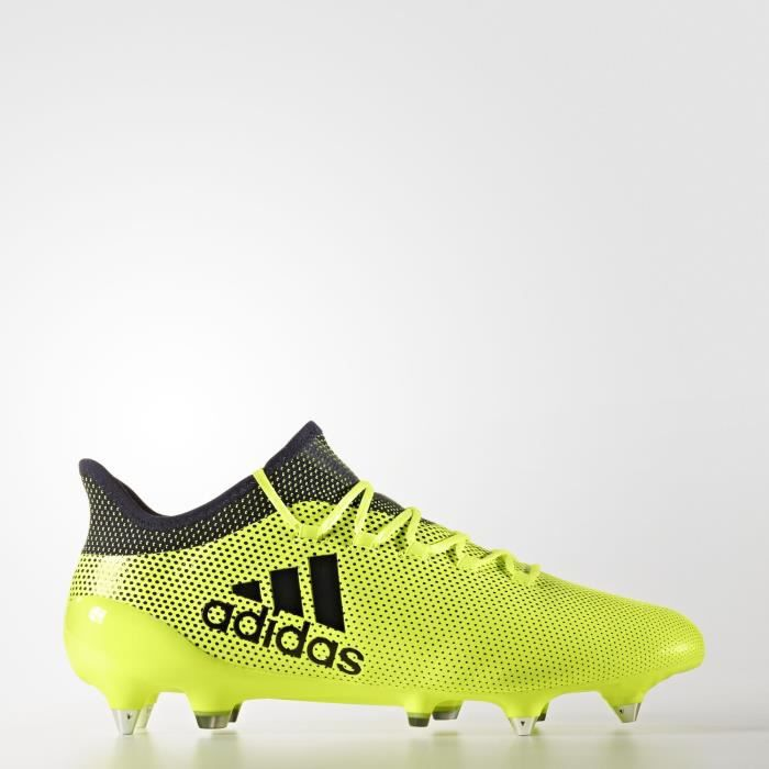 info for f2d39 9f875 ADIDAS Chaussures de Football X 17.1 SG Homme