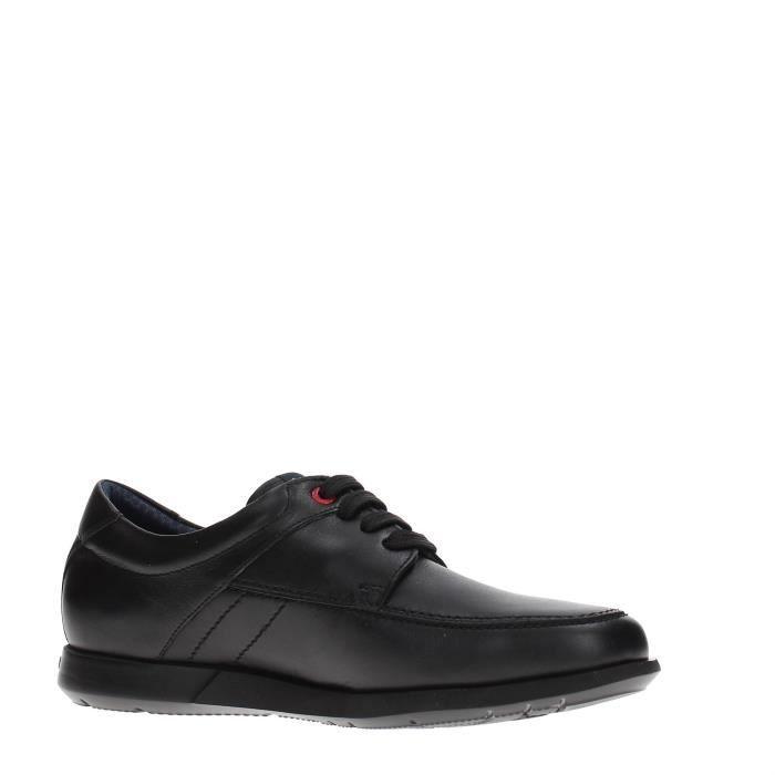 CallagHan Sneakers Homme BLACK, 41