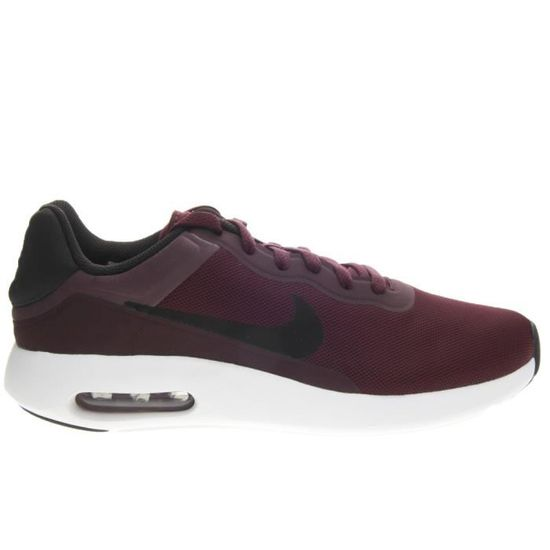 reputable site b0378 e7651 BASKET NIKE AIR MAX MODERN ESSENTIAL TAILLE 45 COD 844874-600 Violet Violet  - Achat   Vente basket - French Days dès le 26 avril ! Cdiscount