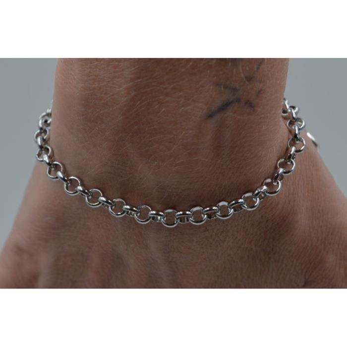 femmes réglables 8,5? bracelet en acier inoxydable je vous tiendrai dans mon coeur jusquà ce que je vous tiens dans UG2SE