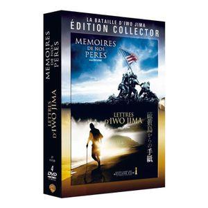 DVD FILM La Bataille d'Iwo Jima : Mémoires de nos Pères + L