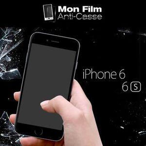 FILM PROTECT. TÉLÉPHONE Film en verre trempé iPhone 6 / 6S