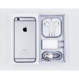 SMARTPHONE iPhone 6 64 Go - Gris sidéral + 1 boîte et accesso