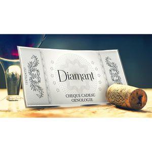 Pochette cadeau cours oenologie DIAMANT - 30 villes - Achat   Vente ... 0c4e644b15ed