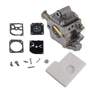 CARBURATEUR Carburateur Kit Joint Membrane Filtre à Air pour T