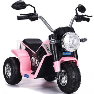 MOTO - SCOOTER Moto électrique enfant Mini Tricycle Harley 57 cm