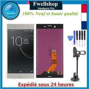 ECRAN DE TÉLÉPHONE Argent Ecran Tactile Vitre Lcd + Outils Pour 5.2
