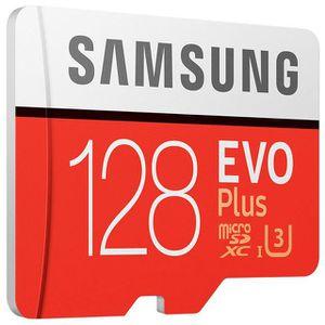 CARTE MÉMOIRE Carte Mémoire Micro SD 128 GB SAMSUNG - M341