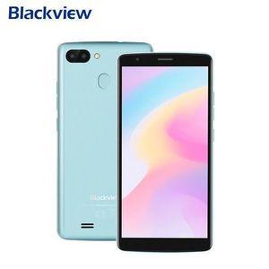 Téléphone portable Blackview A20 Pro Smartphone 4G 5.5 Pouces 2G+16G
