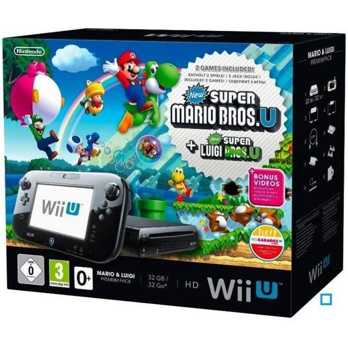 Wii u pas cher - Garantie console micromania ...
