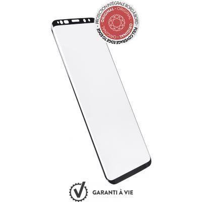 b10e559555dc54 Protège-écran verre trempé pour Samsung Galaxy S9+ avec kit de pose ...