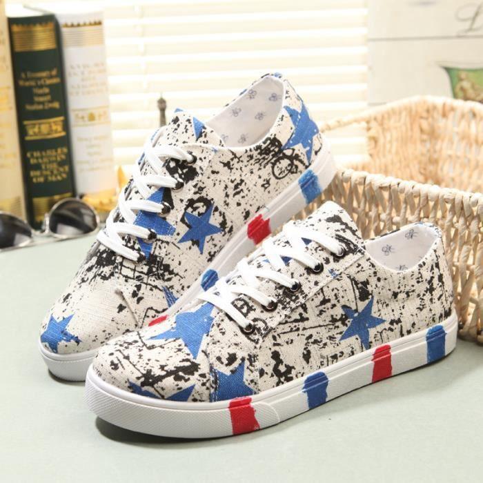 Chaussures Homme Baskets Elite Bleu U0UzPqmXH