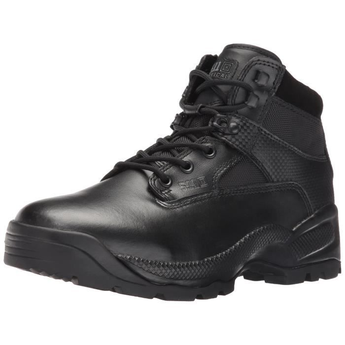 """5.11 Tactique Atac 6"""" Boot Zip Side FX8G5 Taille-39 1-2"""