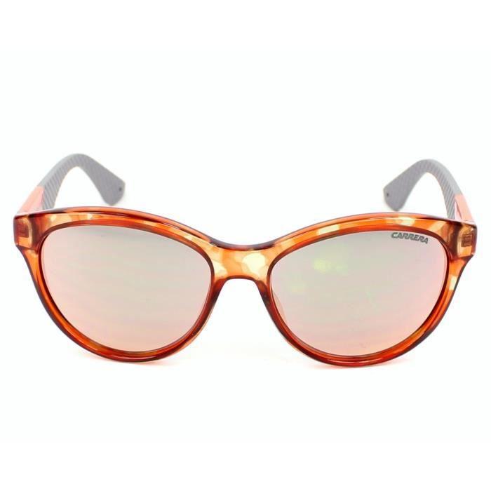 Lunettes de soleil Carrera 5011-S -8GT0J Orange - Gris