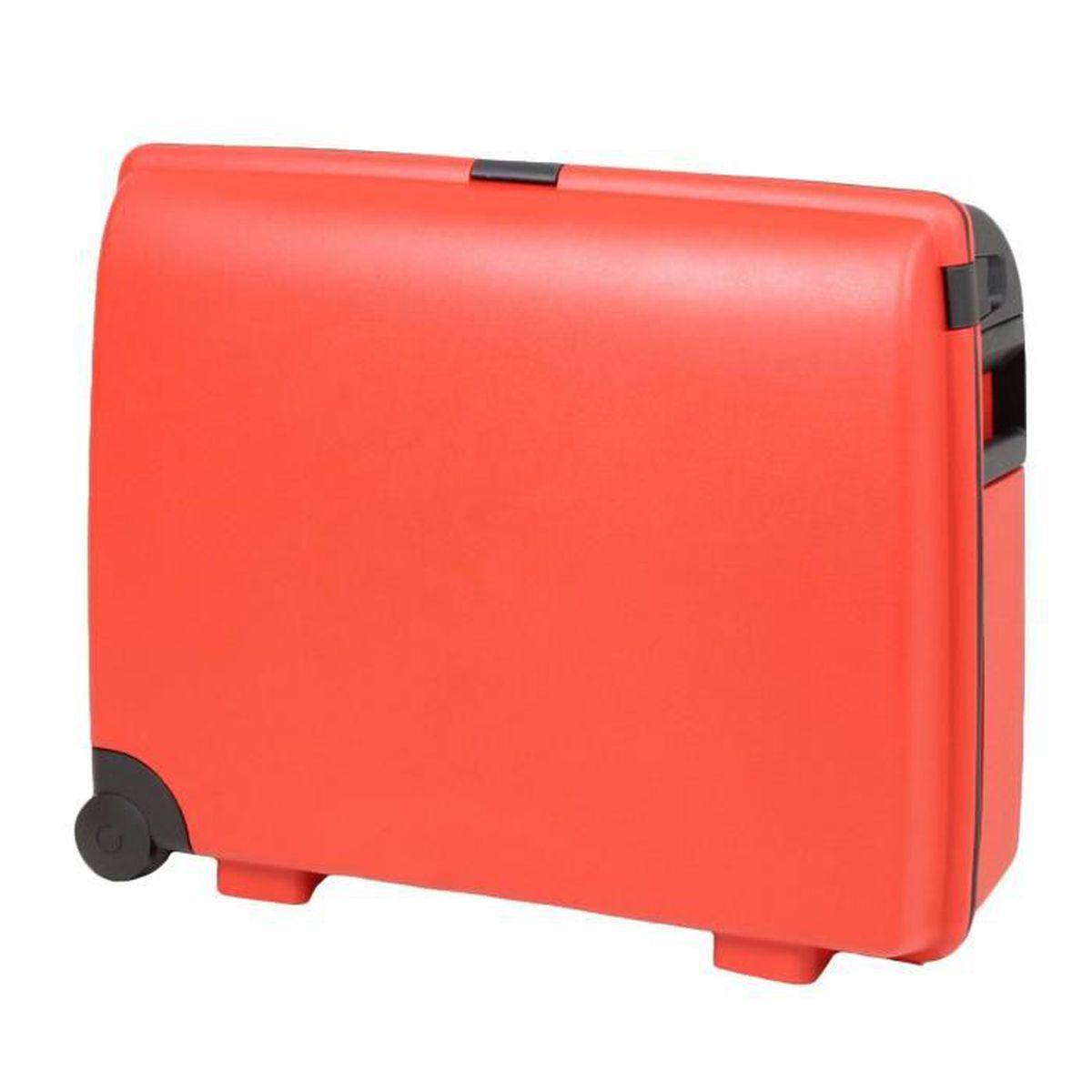 carlton airtec coque rigide 2 roues 86litre valise de. Black Bedroom Furniture Sets. Home Design Ideas