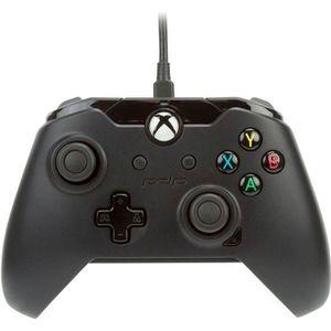 MANETTE JEUX VIDÉO Manette PDP Afterglow V2 noire pour Xbox One