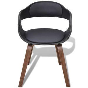 CHAISE R176 Ce jeu de 4 chaises de salle a manger elegant