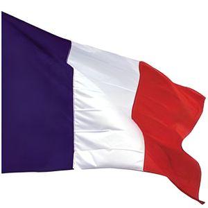DRAPEAU - BANDEROLE Drapeau France Français