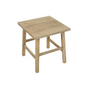 Table Basse En Bois De Style Scandinave Paty Bois Naturel Achat