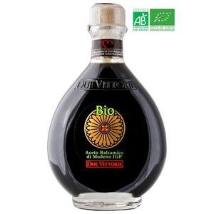 LÉGUMES VINAIGRÉS DUE VITTORIE Vinaigre Balsamique Bio 250ml