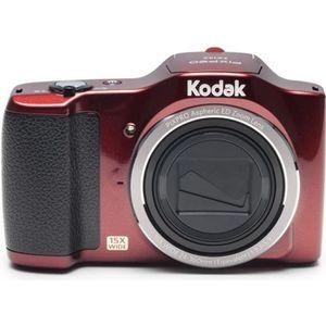 APPAREIL PHOTO COMPACT KODAK FZ152 Appareil Photo Numérique - Rouge