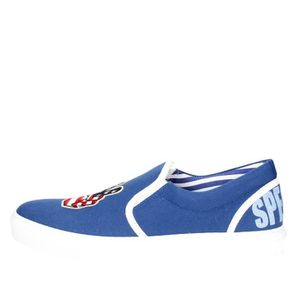 SLIP-ON Beat Generation Slip-on Chaussures Homme Bleu, 44