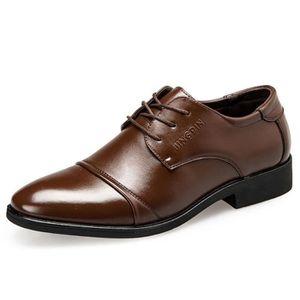 DERBY Chaussures de sport Derby Casual pour hommes en cu