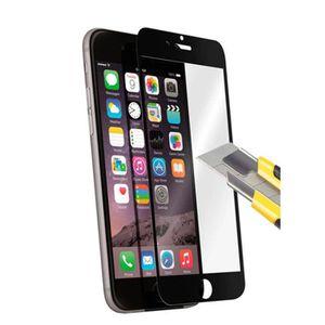 vitre verre trempe iphone 6 achat vente pas cher. Black Bedroom Furniture Sets. Home Design Ideas