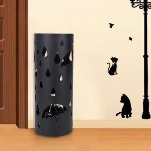 PORTE-PARAPLUIE Songmics® 49 cm x Ø 19,5 cm Porte parapluie en mét