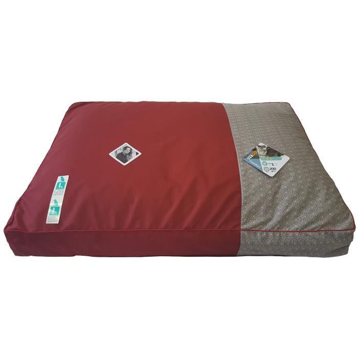 YAGO Matelas ou couchage confort Etnic Yago - 90 x 70 x 15 cm - Pour chien
