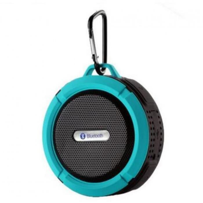 Belle Portable Enceinte Gris Electronique Toproad Hifi Bluetooth Haut-parleur Soundbar Sans Fil Basse Écran